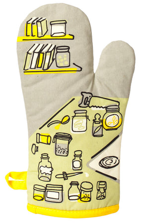 Droppin' A New Recipe on Your Ass Oven Mitt - cute oven mitts