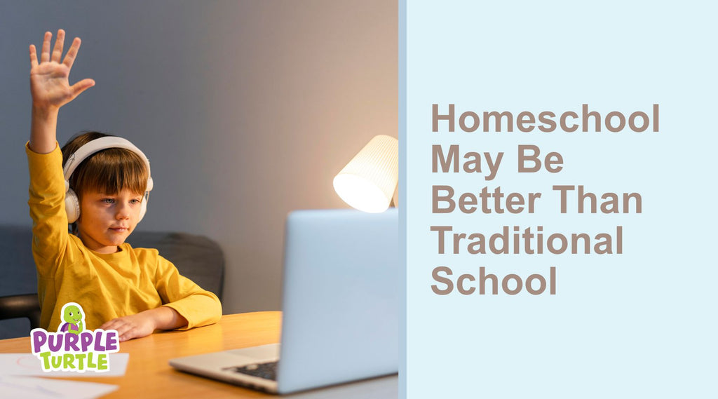Homeschool May Be Better Than Traditional School