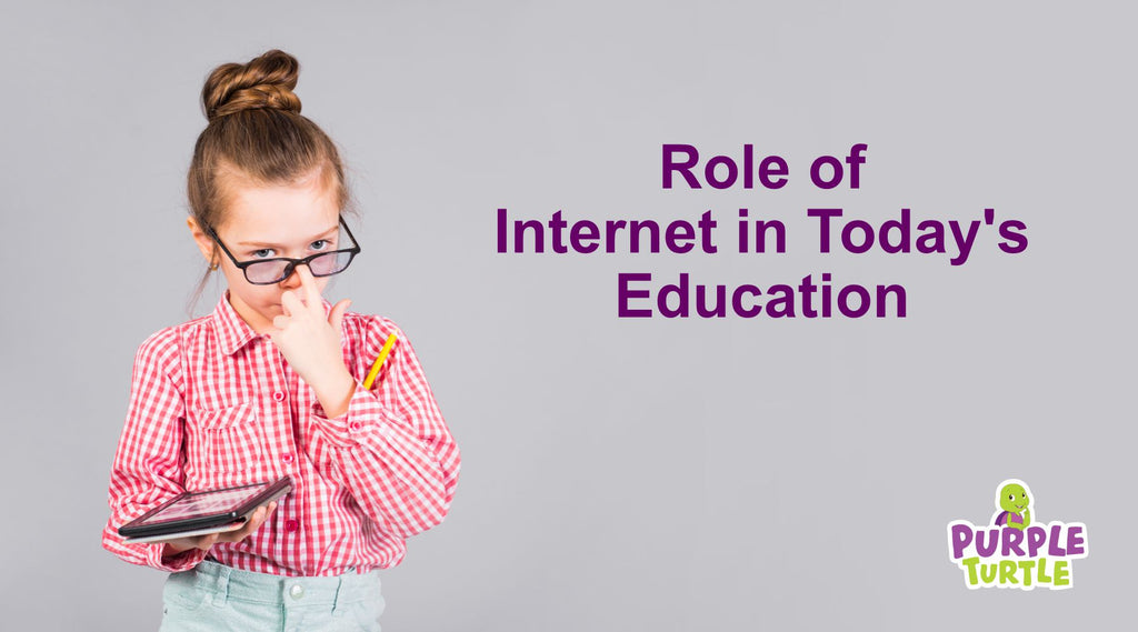 Role of internet in todays education