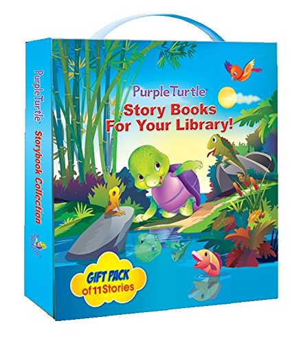 Purple Turtle - Story Books for your Library