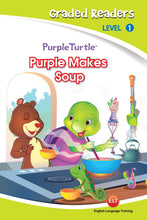 Load image into Gallery viewer, Purple Makes Soup