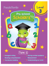 Load image into Gallery viewer, Purple Turtle Preschool Scholars Term 2 (Level 3)