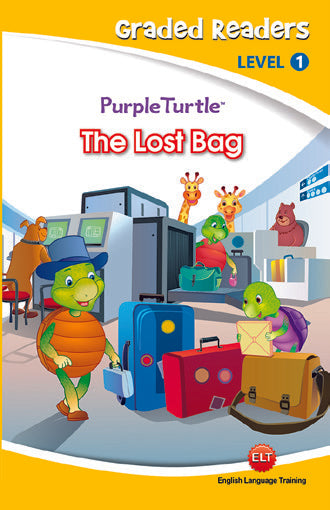Purple Turtle - The Lost Bag (Graded Readers Level 1)