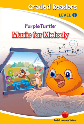 Music for Melody - Purple Turtle