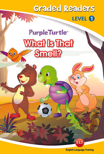 Purple Turtle - What Is That Smell?