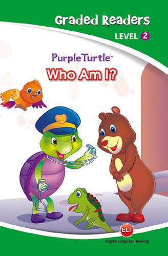 Purple Turtle - Who Am I? (Graded Readers - Level 2)