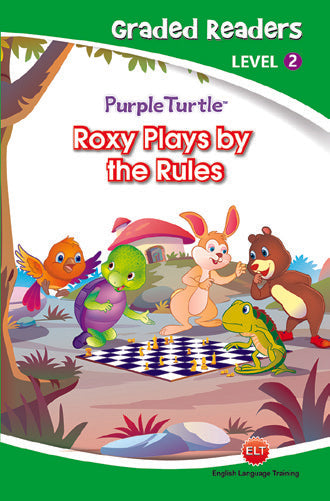 Purple Turtle - Roxy Plays by the Rules