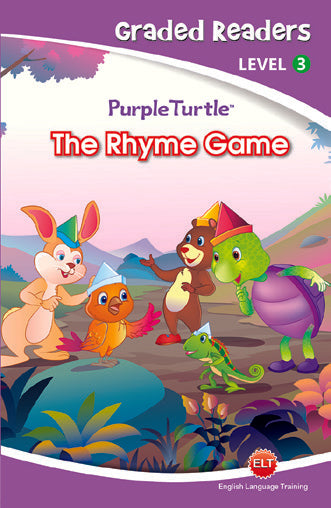 Purple Turtle - The Rhyme Game