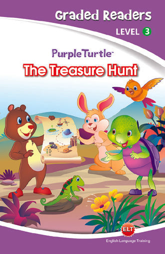 Purple Turtle - The Treasure Hunt