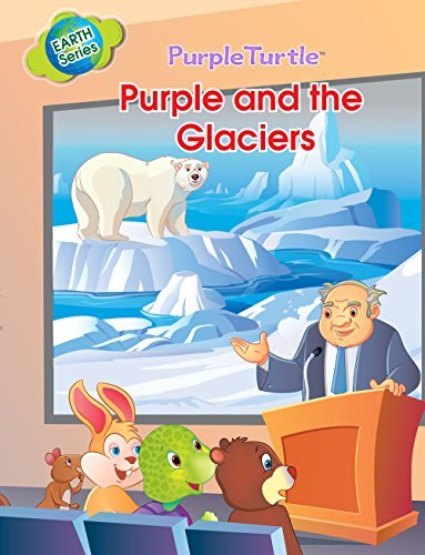 Purple and the Glaciers
