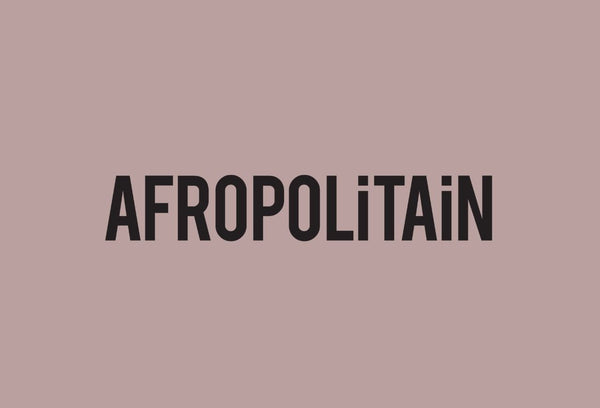 AFROPOLITAIN - Juin 2018