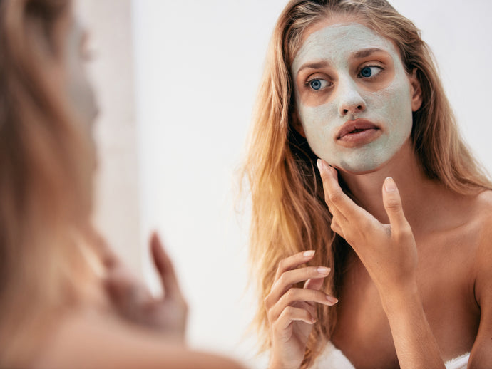 Skin nourishing face masks to make at home
