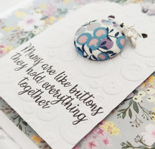 Load image into Gallery viewer, Mother's Day Greeting Card and Necklace Gift Set.