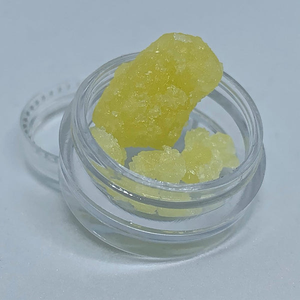 96.8% Pure CBD / CBG Wax