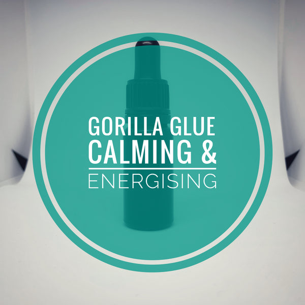 Gorilla Glue CBD Oil (Configure Your Own)