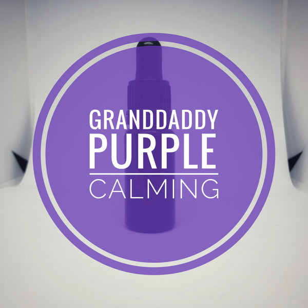 Granddaddy Purple CBD Oil (Configure Your Own)