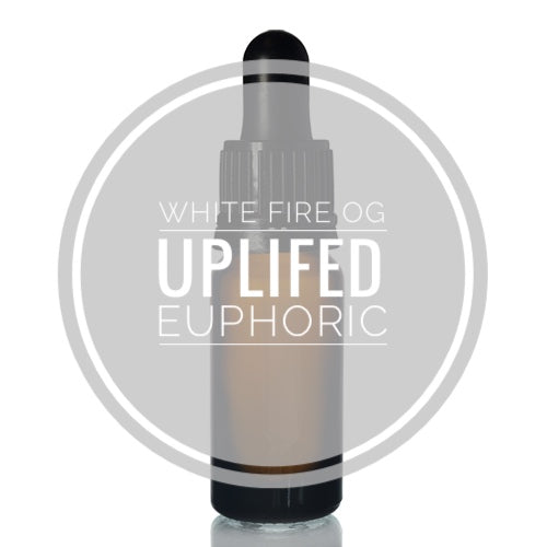 White Fire OG CBD Oil (Configure Your Own)