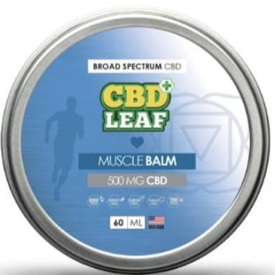 Broad Spectrum CBD Balm