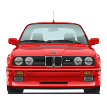 Load image into Gallery viewer, BMW E30 M3 Print