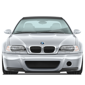 Bmw E46 M3 Csl Print-Limited Edition Poster