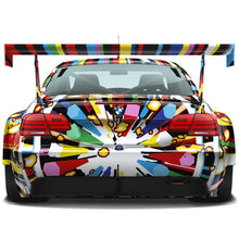Load image into Gallery viewer, Bmw E92 M3 Gt2 Art Car-Limited Edition Poster