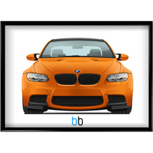 Load image into Gallery viewer, BMW E92 M3 Lime Rock Park Edition Print