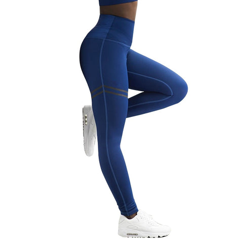 Women's Stretchable Fitness Leggings with High Waist for Yoga, Gym and Other Sports Activities