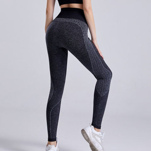 Women's High Waist Fitness Leggings for Training, Running and Yoga