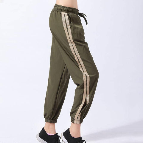 Women's Yoga Sweatpants with Breathable Fabric, for Running, Yoga, and Workout
