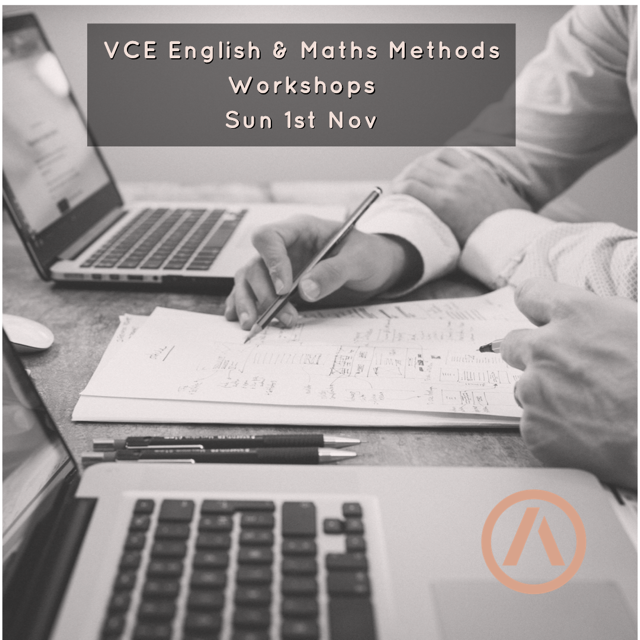 VCE Exams & Workshops