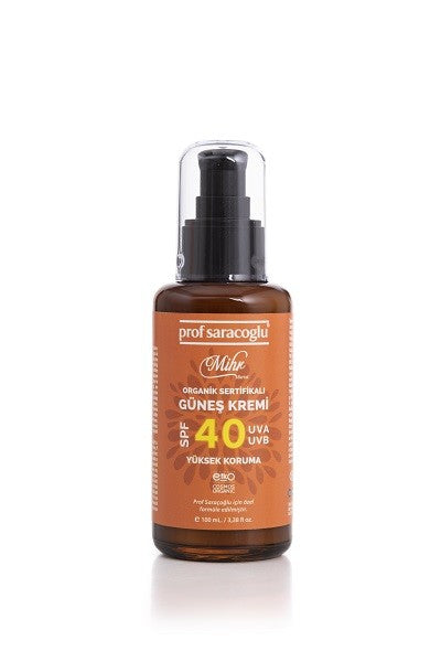 Mihr Sun Screen Face&Body SPF40 100g