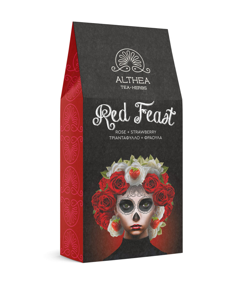 Red Feast Tea 100g
