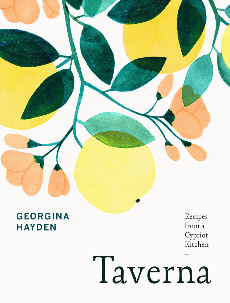 Cookbook - Taverna by Georgina Hayden