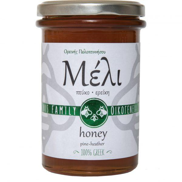 Honey Mount Peloponnese 400g