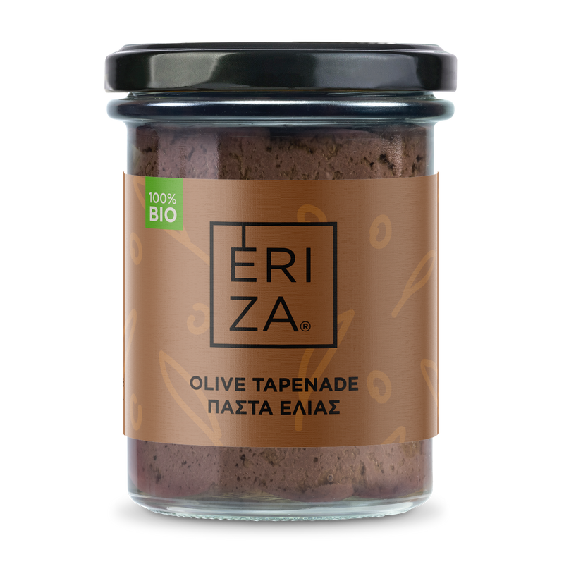 Organic Olive Tapenade 180g