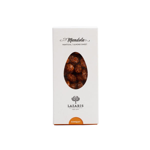 Lazaris Mandola with Cumquat 200g