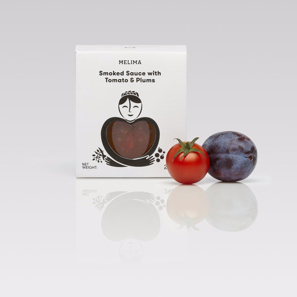 Smoked Sauce with Tomato & Plums 240g