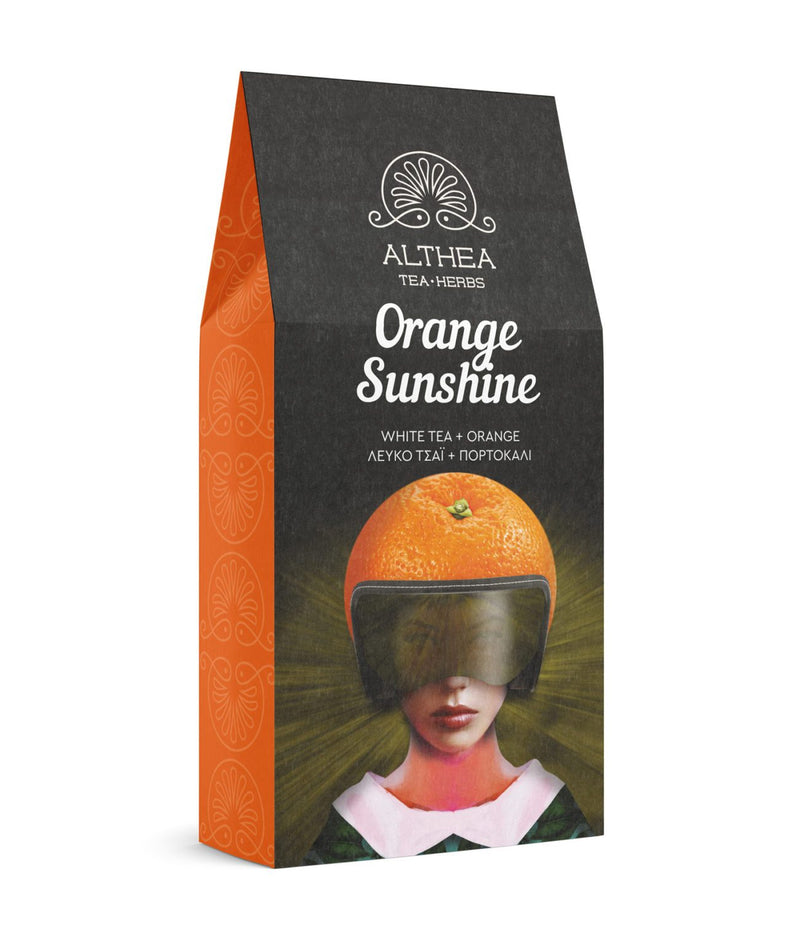 Orange Sunshine Tea 100g