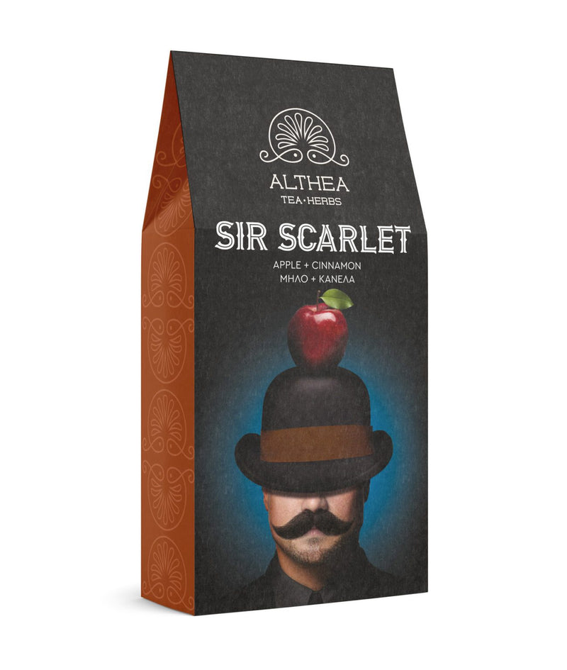 Sir Scarlet Tea 100g