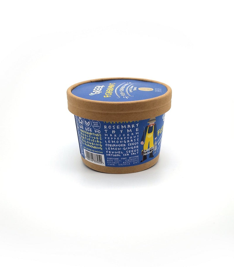 Greek Fisherman's Fish and Seafood Mix 50g