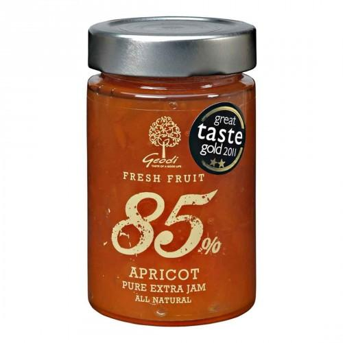 Apricot Jam with 85% Real Fruit 250g