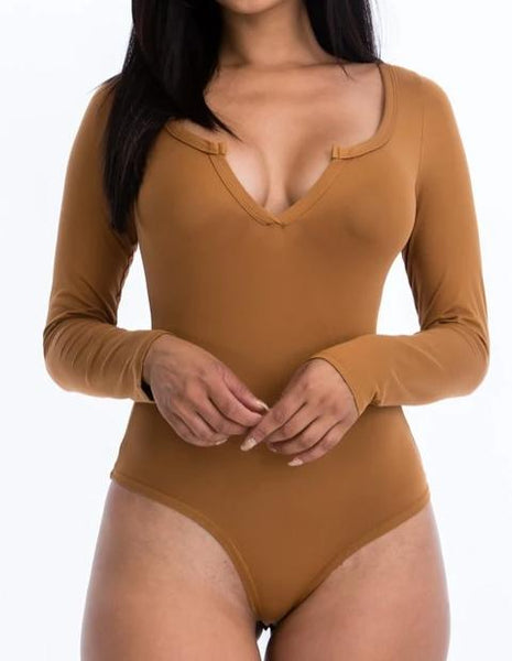 Perfectly Basic Bodysuit - Perfectly Unique Boutique