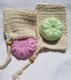 Scented Soap Bags