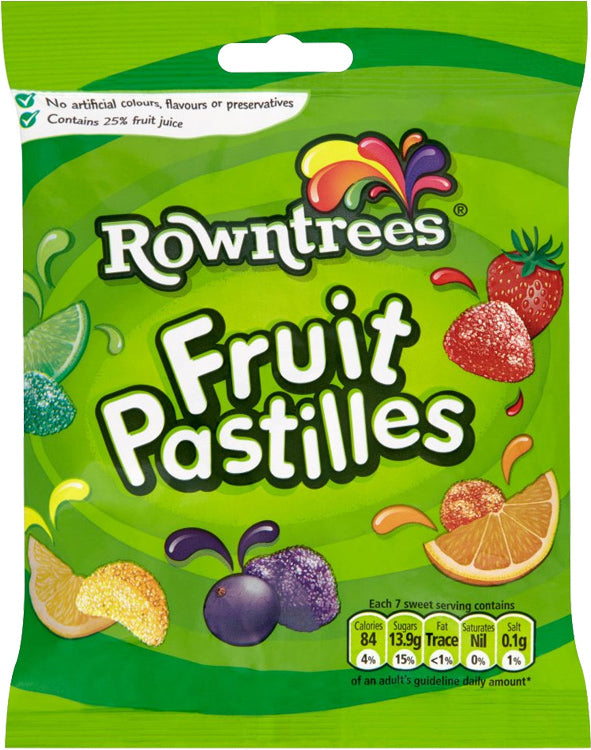 Fruit Pastilles - Share Bag