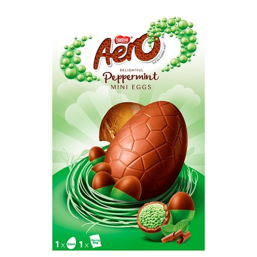 Easter - Nestle Aero Peppermint Egg