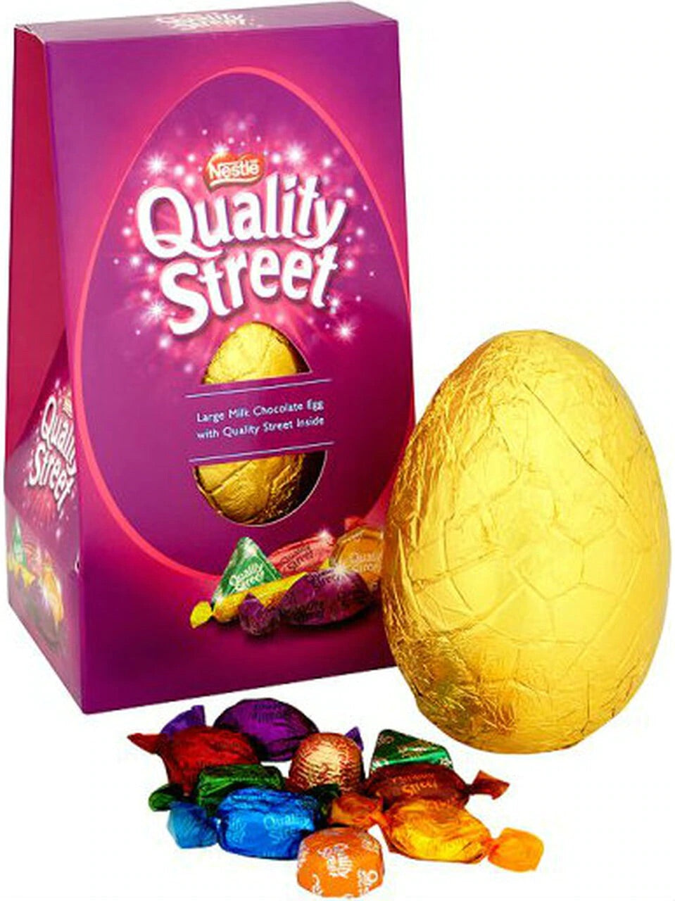 Easter - Quality Street Giant Egg