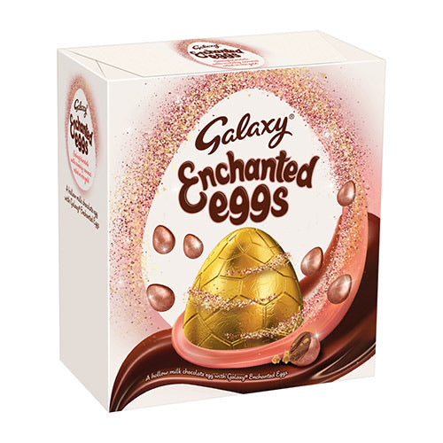 Easter - Galaxy Enchanted Large Egg
