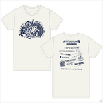 t7s 4th Anniversary Live -FES!! AND YOUR LIGHT- in Makuhari Messe Tシャツ(ナチュラル)
