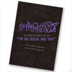 "The QUEEN of PURPLE 1st Live ""I'M THE QUEEN, AND YOU?"" パンフレット"