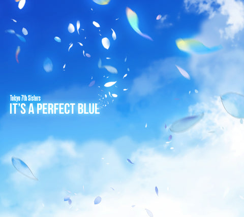 【初回限定盤】IT'S A PERFECT BLUE